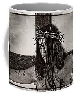 Jesus Christ Portrait Coffee Mug