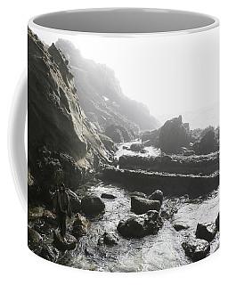 Jesus Christ- Walking Among Angel Mist Coffee Mug