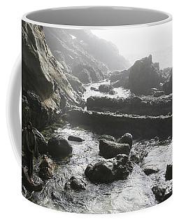 Jesus Christ- Walking With Angels Coffee Mug