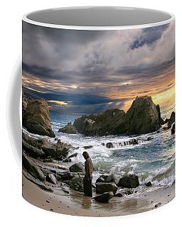 Jesus' Sunset Coffee Mug