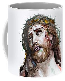 The Suffering God Coffee Mug by Laur Iduc