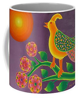 Jewel Bird Coffee Mug