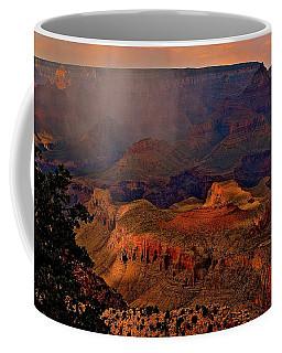 Jewel Of The Grand Canyon Coffee Mug by Jim Hogg