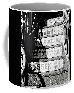Jewish New York Coffee Mug
