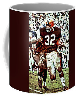 Jim Brown Coffee Mug