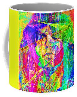 Jim Morrison 20130613 Square Coffee Mug