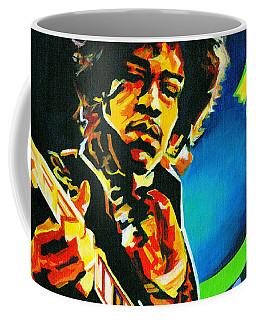 Bold As Love. Jimi Hendrix  Coffee Mug