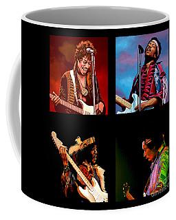 Jimi Hendrix Collection Coffee Mug