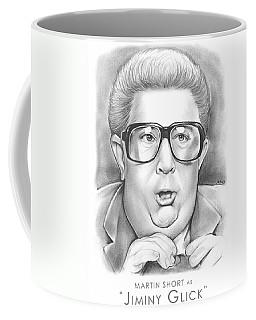 Jiminy Glick Coffee Mug