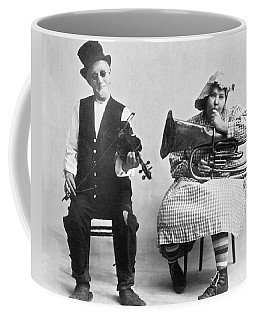 Jimmie And Blanche Creighton Coffee Mug