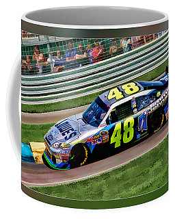 Jimmie Johnson Coffee Mug