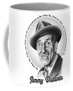 Jimmy Durante Coffee Mug