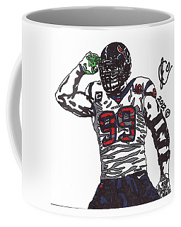 Jj Watt 1 Coffee Mug
