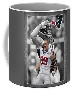 Jj Watt Texans Coffee Mug