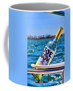 Joe Blow Saves The Day By Diana Sainz Coffee Mug
