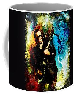 Joe Bonamassa Madness Coffee Mug