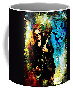 Joe Bonamassa Madness Coffee Mug