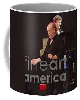 Coffee Mug featuring the photograph Joe Cocker by John Telfer