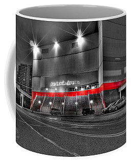 Joe Louis Arena Detroit Mi Coffee Mug