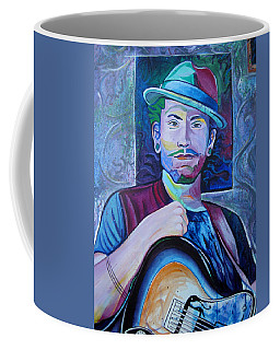 Coffee Mug featuring the painting John Butler by Joshua Morton