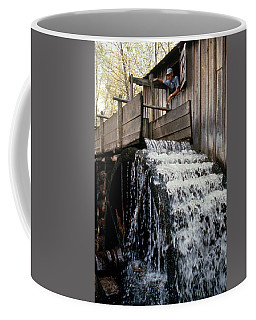 John Cable Mill, Cades Cove, Tennessee Coffee Mug
