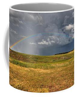 John Deer At The End Of The Rainbow Coffee Mug