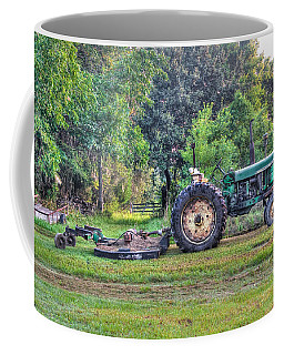 John Deere - Work Day Coffee Mug