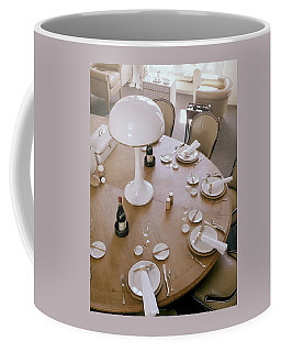John Dickinson's Dining Table Coffee Mug