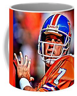 John Elway Coffee Mug