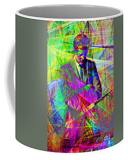 John Fitzgerald Kennedy Jfk In Abstract 20130610 Coffee Mug