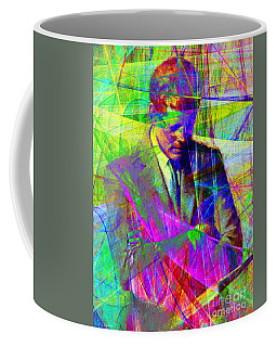John Fitzgerald Kennedy Jfk In Abstract 20130610v2 Coffee Mug