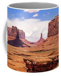 John Ford Point - Monument Valley - Arizona Coffee Mug