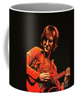 John Lennon Painting Coffee Mug
