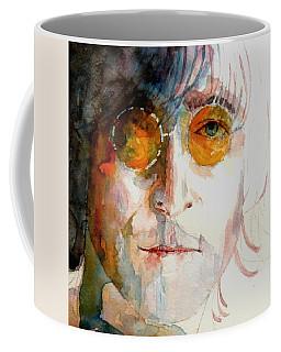 John Winston Lennon Coffee Mug