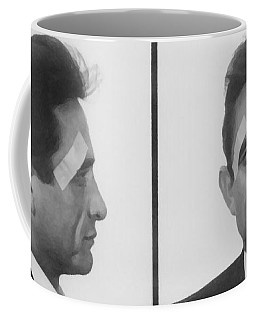 Johnny Cash Folsom Prison Wall Art Coffee Mug