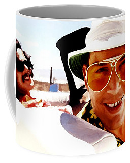 Johnny Depp @ Fear And Loathing In Las Vegas Coffee Mug