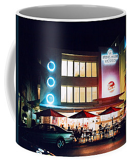 Johnny Rockets Polaroid Coffee Mug