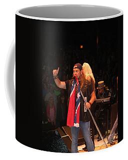 Johnny Van Zant Of Lynyrd Skynyrd Coffee Mug