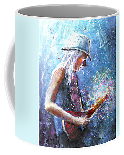 Johnny Winter Coffee Mug