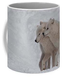 Coffee Mug featuring the photograph Joined At The Hip by Bianca Nadeau