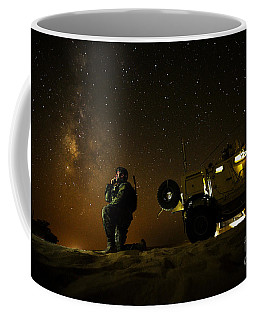 Joint Terminal Attack Controller Coffee Mug by Paul Fearn