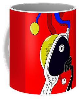 Joker Of Denial Coffee Mug