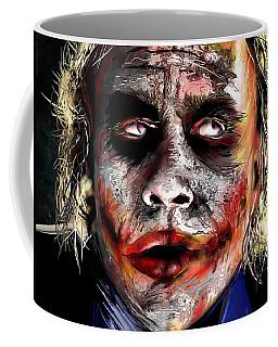 Joker Painting Coffee Mug
