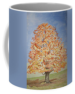 Jolanda's Maple Tree Coffee Mug