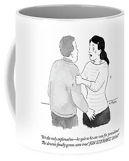 Jon Stewart 2016 Coffee Mug