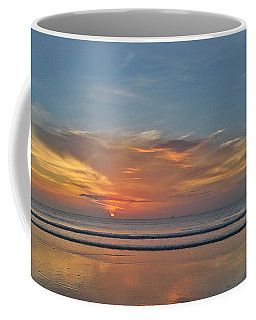 Coffee Mug featuring the photograph Jordan's First Sunrise by LeeAnn Kendall
