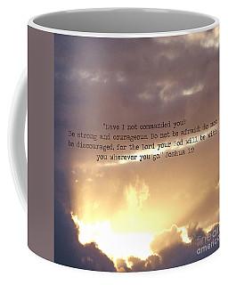 Joshua 1 Coffee Mug