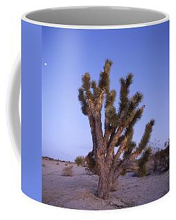 Solitude Of The Joshua Tree Coffee Mug by Shaun Higson