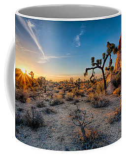 Joshua's Sunset Coffee Mug