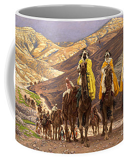 Journey Of The Magi Coffee Mug